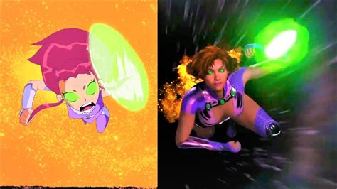 INJUSTICE 2 - Starfire TEEN TITANS REFERENCE!!!! Teen