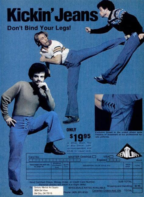 Outrageous Fashion Ads From the 1970s ~ Vintage Everyday