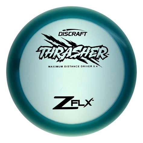 Z FLX Thrasher Distance Driver from Discraft