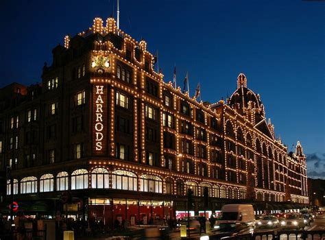 Harrods, London | Harrods is a department store located on