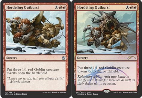 Hordeling Outburst - The Bag Of Loot