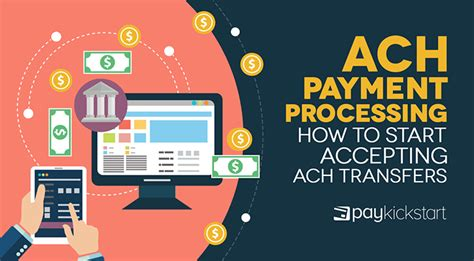 ACH Payment Processing – How to Start Accepting ACH Transfers