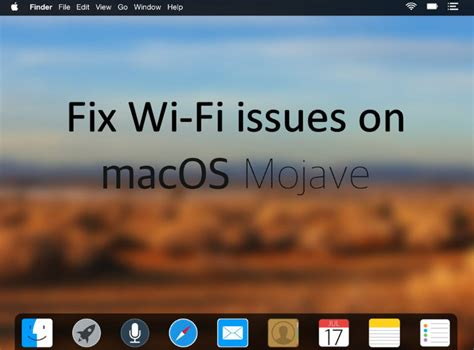 Fix Wi-Fi macOS Mojave/ Catalina issues on MacBook Air