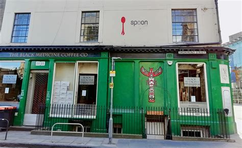 File:The former 1st floor Nicholson's Cafe now named Spoon