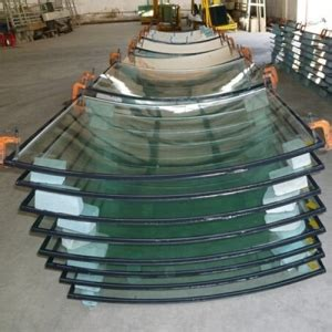 curved insulated glass panels, curved double glazing cost