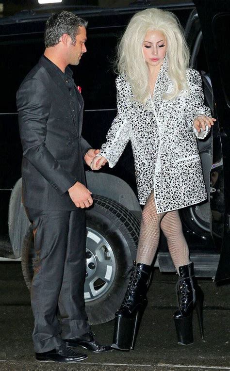 Lady Gaga and Taylor Kinney Hold Hands in NYC—See the Pic