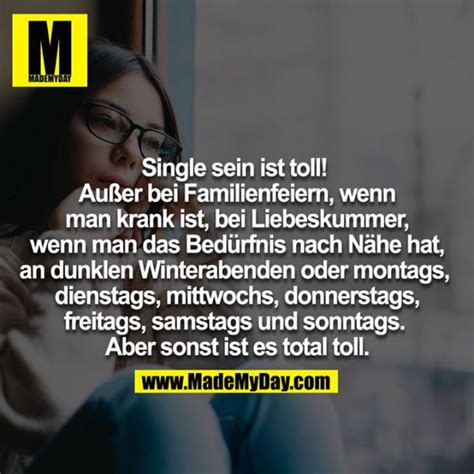 Single sein ist toll!! - Made My Day