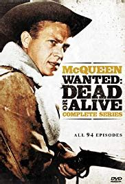 Wanted: Dead or Alive (TV Series 1958–1961) - IMDb