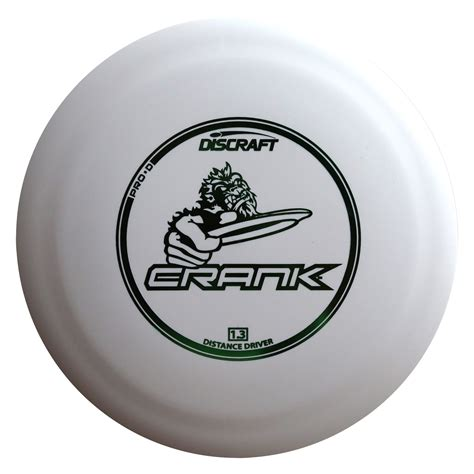 Pro D Crank Distance Driver from Discraft