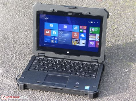 Dell Latitude 12 Rugged Extreme - Notebookcheck