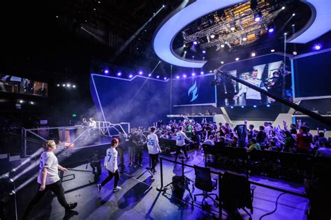 Overwatch League's 2019 Schedule Reveals Home Games for