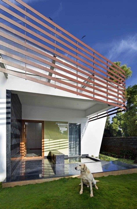 Courtyard House in Bangalore, Bangalore, Indien