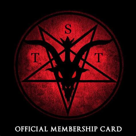 14 Best images about The Satanic Temple Merchandise on
