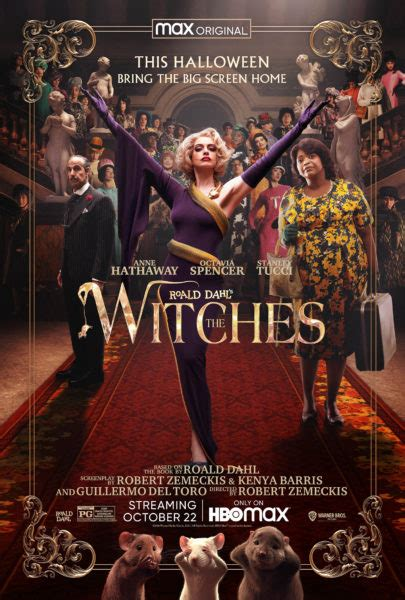 The Witches Remake Release Date, Poster Revealed for HBO