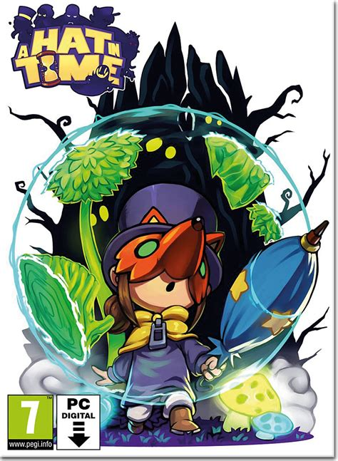 A Hat in Time [PC Games-Digital] • World of Games