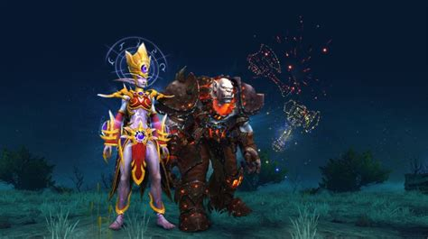 Blizzard unveils two in-game toys that contribute to World
