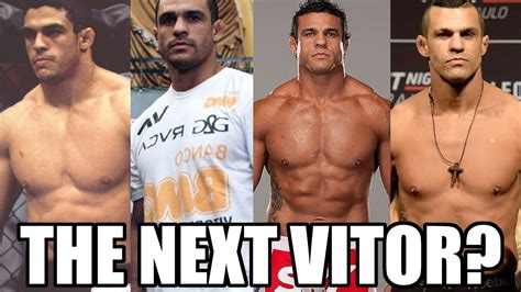 VITOR'S FINAL FORM!?!?!? - YouTube