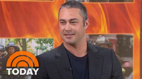 Taylor Kinney Talks 'Chicago Fire' 100th Episode, Ex