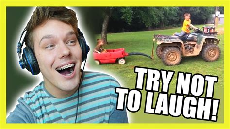 TRY NOT TO LAUGH CHALLENGE! - YouTube