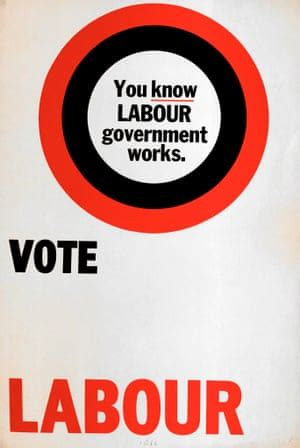 The 10 best British political posters   Art and design