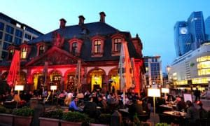 Frankfurt city guide: what to see plus the best bars