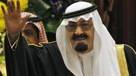 Saudi state TV reports: King Abdullah has died at the age