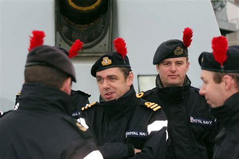 A feather in the cap for HMS Montrose's crew | Royal Navy