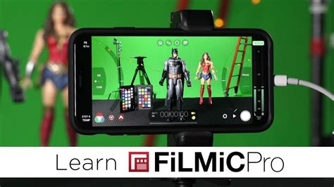 The Complete Guide To FiLMiC Pro (preview) - YouTube