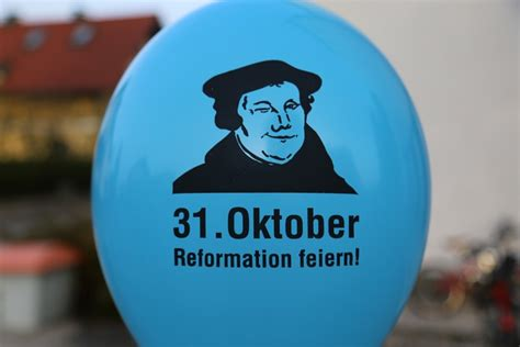 """""""Hallo Luther!"""" - Reformationstag einmal anders - Evang"""