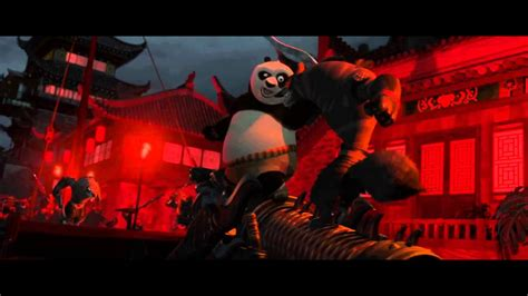 Kung fu panda 2-Battle between Po and Shen's army - YouTube