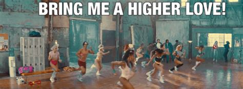 """Whitney Houston's """"Higher Love"""" Gets the Spandexed"""