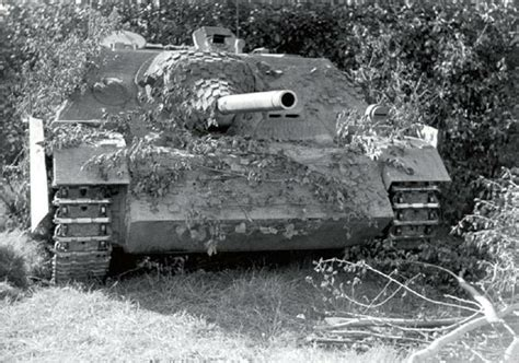 Jagdpanzer IV from the structure of the 6th Panzer