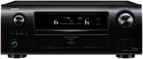 Denon Set to Roll Out AirPlay on Existing Home Stereo