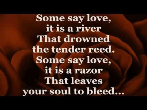 Poison Every Rose Has It's thorn with lyrics - YouTube