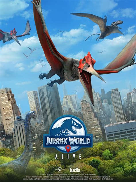 Jurassic World™ Alive - Available now!