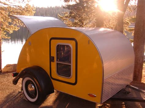 What Can You Store Inside A Cute Teardrop Galley
