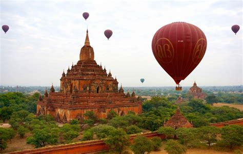 12-Day Beautiful Myanmar Including Boat from Bagan to