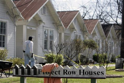 Houston's Third Ward Residents Want More Say over