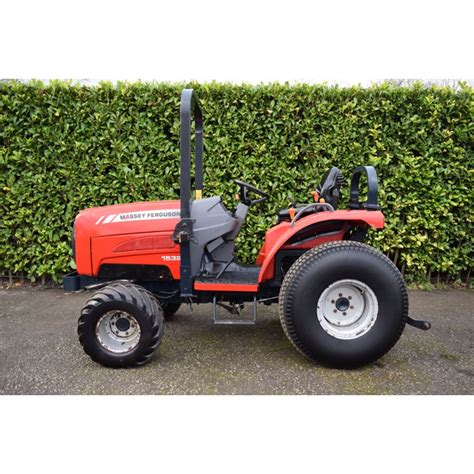Sold Used Massey Ferguson 1532 Compact Tractor