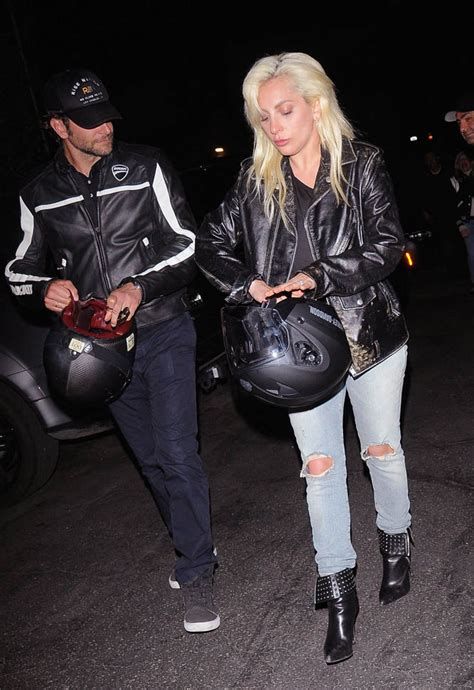 Bradley Cooper and Lady Gaga have dinner together in LA
