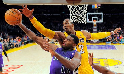 Dwight Howard and Steve Nash Complete Lakers' Powerful