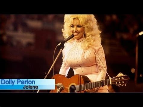Dolly Parton - Jolene [Official Music Video] - YouTube