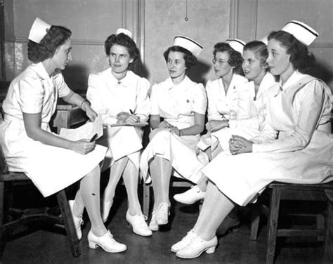 Uniforms Nurses Have Actually Been Forced To Wear