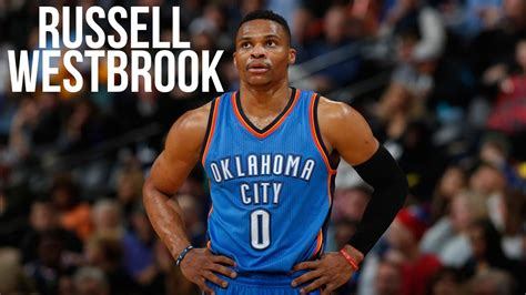 """NBA - Russell Westbrook Career Mix ᴴᴰ    """"Promise"""" - YouTube"""