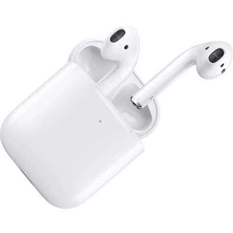 Apple AirPods mit kabellosem Ladecase, Bluetooth In-Ear