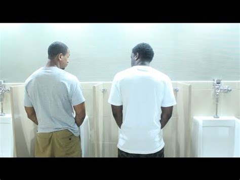 THE PEOPLE OF PUBLIC BATHROOMS - YouTube