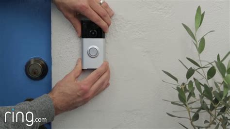 Ring Video Doorbell Installation: When to use the Diode