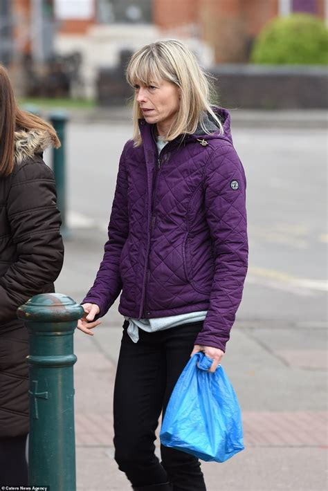 Kate McCann is 'overwhelmed' at prayer service to mark