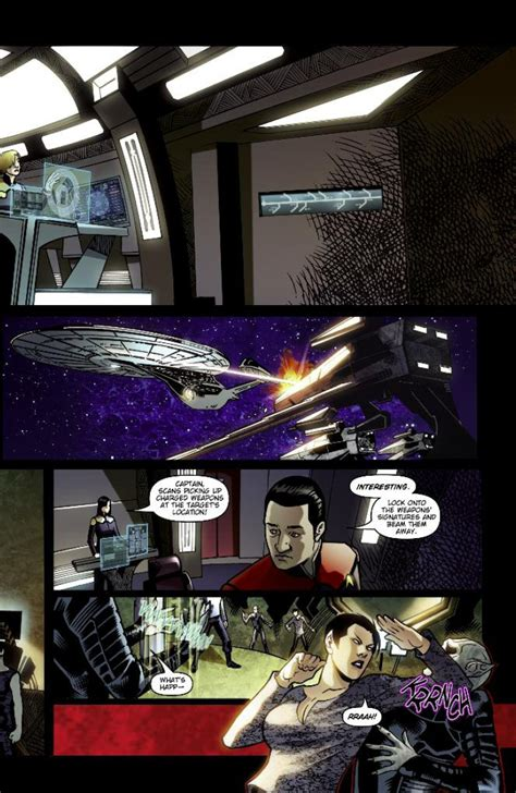 Exclusive 4-Page Preview Of Star Trek Countdown #2
