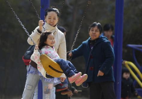 China Scraps One-Child Policy To Stimulate Consumption And
